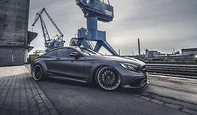 Mercedes S-Coupe W217/C217/A217 Prior-DEsign PD75SC Widebody-Kit inkl. AMG 63/65