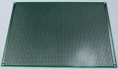 Double Sided Pcb Universal Proto Perf Board Through Plated 1520 15 X 20 Cm