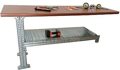 banco de trabajo continuo mesa de trabajo bricolaje caja de herramientas auto