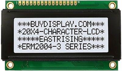 Small Size 5v High Contrast 20x4 Character Lcd Module Displaywtutorialhd44780