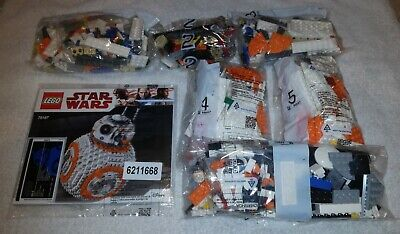 LEGO Set 75187 - Star Wars - BB-8 Droid