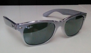Ray Ban Sunglasses Silver *Brand New*