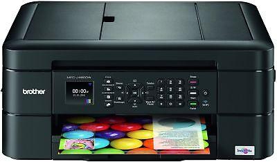 mfc j480dw multifunction inkjet printer black