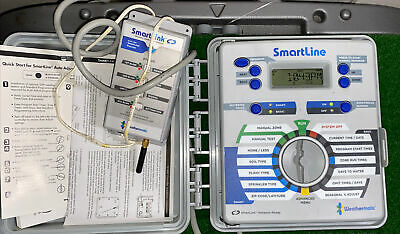 Weathermatics Smartline SL1600 Landscape Controller + Smartlink Wireless