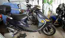 Kymco  2008 50 cc scooter Cooroibah Noosa Area Preview