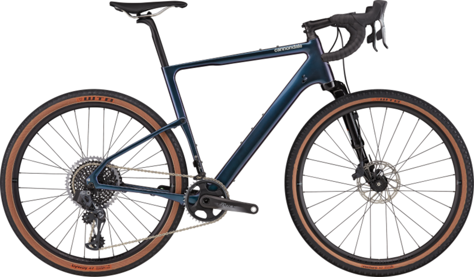 Cannondale Topstone Carbon Lefty 1 - 2021 in München