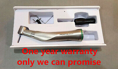 Mont Blanc 201 Push Button Dental Implant Handpiece Low Speed Contra-angle Wb