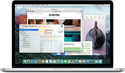 """Apple Macbook Pro MF839LL/A 13.3"""" Retina - Core i5 2.7Ghz – 8GB Ram – 256GB SSD"""