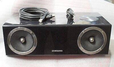 SAMSUNG 2.1 CHANNEL WIRELESS AUDIO DOCK (IPOD & SAMSUNG GALAXY) - DA-E670