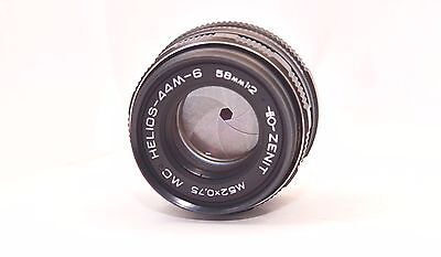 MC Helios 44M-6 58/2 Russian SLR lens M42 for Nikon Canon only for USA located