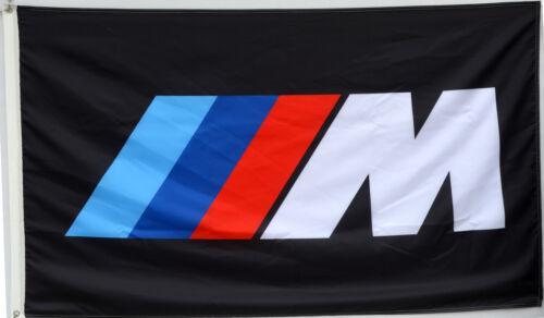 BMW IIIM banner flag 3'X5' BMW M Car banner US Seller