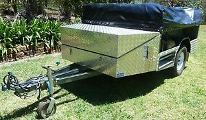 LifeStyle Camper Trailer 360 Toowoomba Toowoomba City Preview