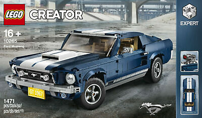 Lego Creator Expert Ford Mustang (10265) .,-