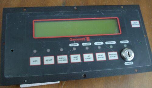 Gamewell GWRAN2-RCS Remote Annunciator Board/Card Assembly