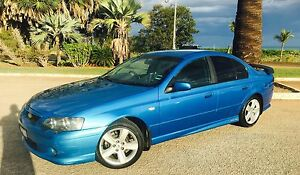 2004 Ford Falcon XR6 MK2 Broome Broome City Preview