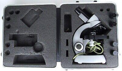 Zeiss Einbau-trafo Compound Microscope Hard Case