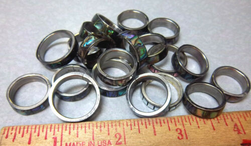 20 kids rings assortment, diff sizes, colors, styles, plastic rings fun for kids