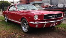 1965 Ford Mustang Coupe Wallan Mitchell Area Preview