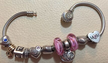 Various Pandora charms for sale