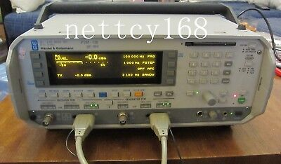 1033-jdsuacternawandel Goltermann Psm-139 Selective Level Meter Tested