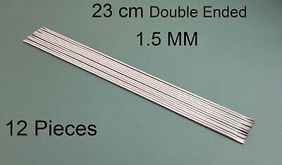 Orthopedic K-wire Double Ended Bone Wire Surgical Instruments 12 Pieces