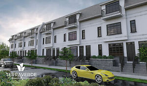 Three Bedroom in Brand New Executive Stacked Townhome Community