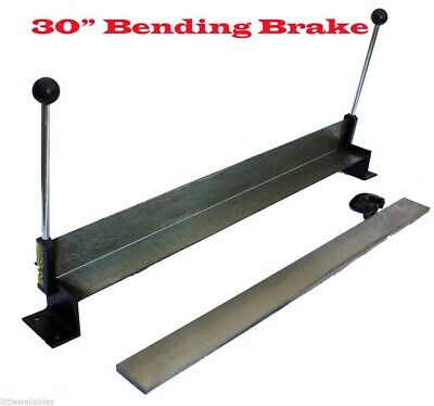 Benchtop Sheet Metal Bender 30 Aluminum Bending Brake Sheet Metal Bender