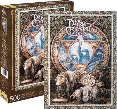 - The Dark Crystal 500-Piece Jigsaw Puzzle