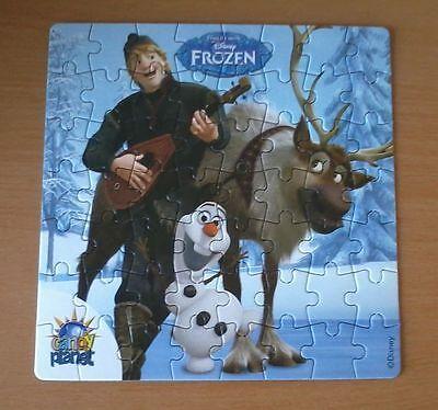 Puzzle Disney, EISKÖNIGIN, Frozen 2, Candyplanet, RAR