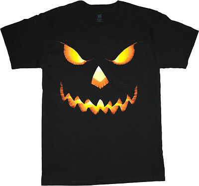 Big and tall t-shirt Halloween costume jack o lantern shirt tall shirts for men