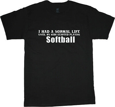 big and tall t-shirt softball dad funny saying tee shirt tall shirts for men