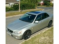 Lexus is200 12 months mot low mileage