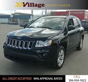 2012 Jeep Compass Sport/North All Wheel Drive, Digital Audio...