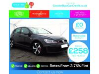 Volkswagen Golf 2.0 TSI GTI (Performance pack) Hatchback 5dr / finance available