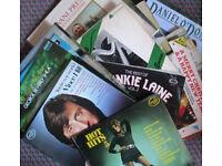 Vinyl Records – Various Genre. 50p each