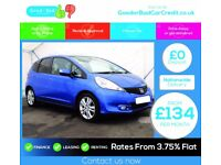Honda Jazz 1.4 i-VTEC EX 5dr / FINANCE AVAILABLE