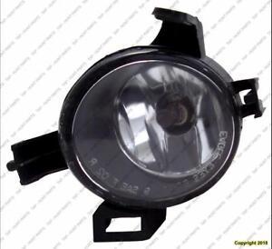 Fog Lamp Driver Side Base S Se Sl Mdl Nissan ALTIMA 2005-2006
