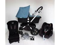 ⭐️BUGABOO CAMELEON 3⭐️ Complete Package with Maxi Cosi Pebble and Adpaters