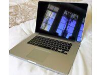 """Apple Mac Book Pro 15"""" Retina, Late 2013 + Magic Mouse, Office, Apple Care 10 Dec 16."""