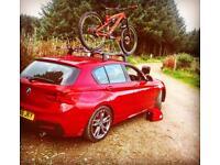Brand new Thule bike rack