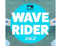 Paddle Board Warehouse Relocation Clearance - Blu wave SUP - Hard and Inflatable Isups included