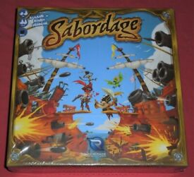 'Sabordage' Board Game (new)