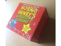 Horrid Henry Kids 'Loathsone Library' Boxset 29 books RRP £4.99 for each book