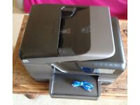 HP Officejet Pro 8600 Plus e-All-in-One Printer series wireless