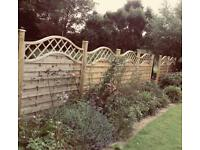 Fencing service. New, Replacement and Repair.
