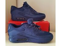 New Nike Air Max 90 Essential Running Shoes Trainer Sneakers - size: 10