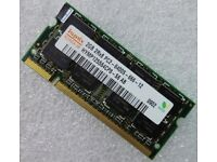 Brand new - 2GB Laptop Ram memory - Hynix DDR2, Perfect condition, Fully working