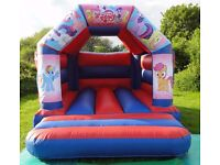 Last Minute Bookings Taken. Bouncy Castle Hire From £50 For The Day Covering The Birmingham Area