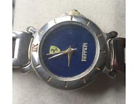 Ladies Ferrari watch in great condition with new battery