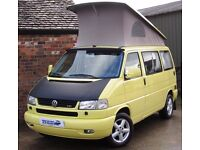 VW T4 Camper - Westfalia California Event Specification Campervan